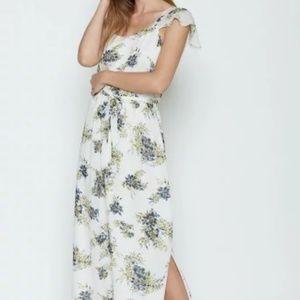 NWT Silk Joie Maxi dress